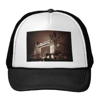 London Tower Bridge at Night Trucker Hat