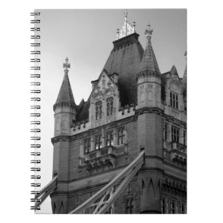 London Tower Bridge Close-up Notebook