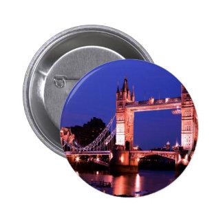 London Tower Bridge peace at night Pins