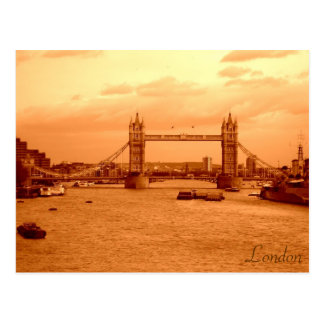 London Tower Post Card