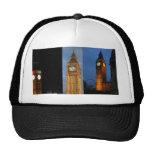 london tower trucker hats