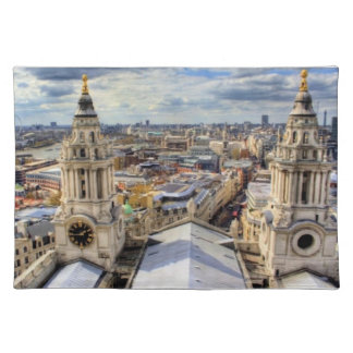 London Town Cloth Placemat