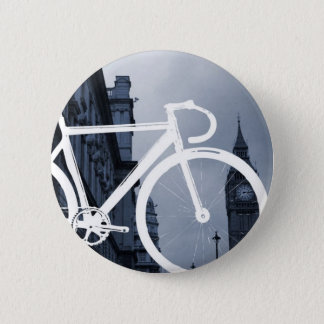 London Track Bicycle Button