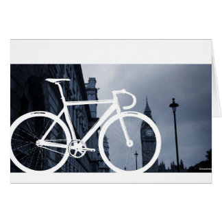 London Track Bicycle Cards