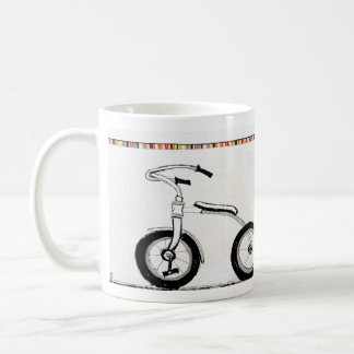 London Tricycle Mug