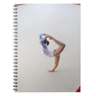 London, UK 4 Spiral Notebook