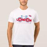 London UK cycle T-shirt