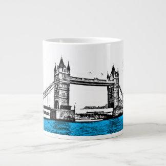 London, UK Large Coffee Mug