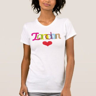London UK souvernir typography t-shirt for girls