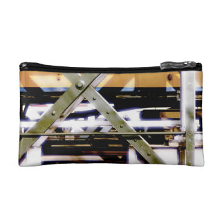 London Underground Tracks Cosmetic Bag