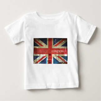London Union Jack Baby T-Shirt