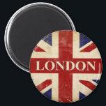 "London - Union Jack - I Love London Magnet<br><div class=""desc"">London - Union Jack - I Love London</div>"