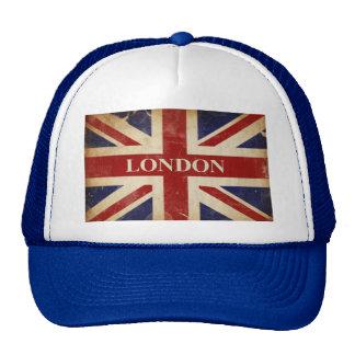London - Union Jack - I Love London Trucker Hat
