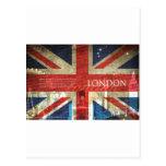 London Union Jack Post Cards