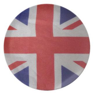 london union plates