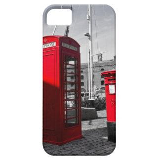 London vintage iPhone 5 case