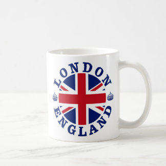 London Vintage UK Design Coffee Mug