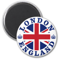 London Vintage UK Design Magnet