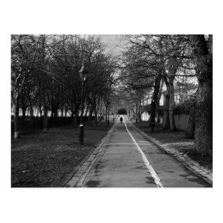 London walk postcard