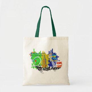 London Warsaw New York bag for life