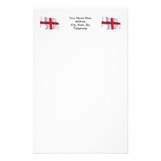 London Waving Flag Stationery