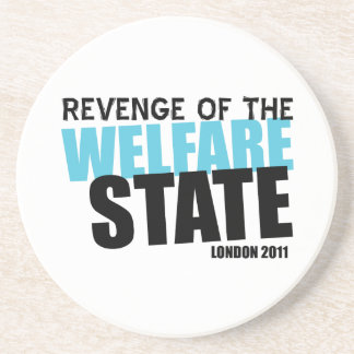London Welfare State Beverage Coaster