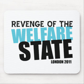 London Welfare State Mouse Pad