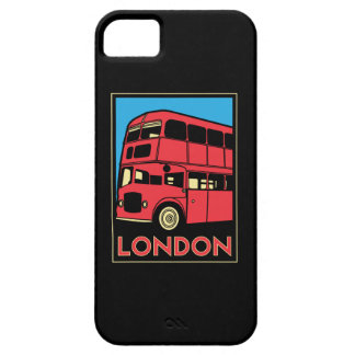 london westminster england art deco retro poster iPhone SE/5/5s case