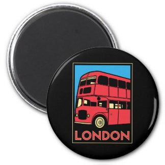 london westminster england art deco retro poster fridge magnets