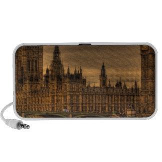 London Westminster Palace & Big Ben Speaker