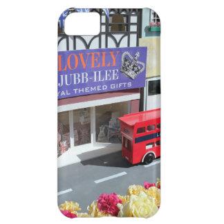 London Window Display iPhone 5C Cases