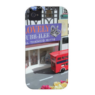 London Window Display Vibe iPhone 4 Case