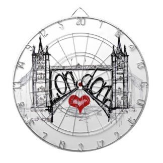 London with love dart boards