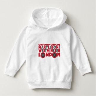 London Word Bus T Shirt
