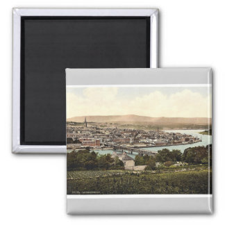 Londonderry. Co. Limerick, Ireland magnificent Pho 2 Inch Square Magnet