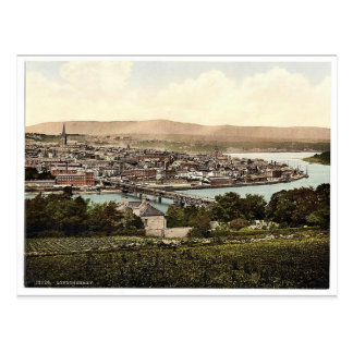 Londonderry Co Limerick Ireland magnificent Pho Post Card