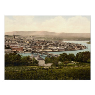 Londonderry, County Limerick archival print
