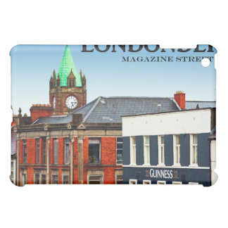 Londonderry / Derry - Magazine Street Case For The iPad Mini
