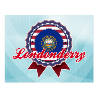 Londonderry NH Postcard
