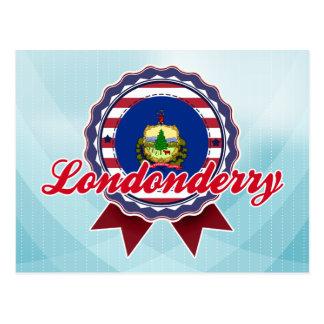 Londonderry VT Postcard