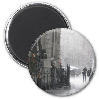 LondonRain 2 Inch Round Magnet