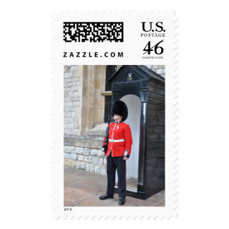 London's Beefeater Stamps