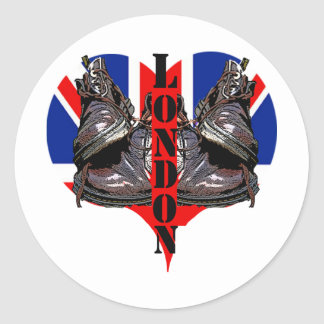 londons calling! sticker