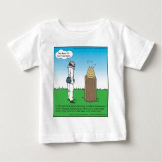 Londons mide el tiempo de camisetas del dibujo poleras