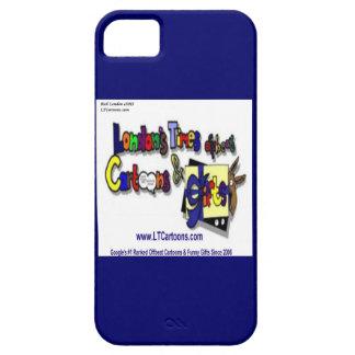 Londons mide el tiempo del caso del iPhone 5/5S iPhone 5 Cárcasas