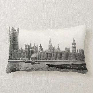 London's Parliament Pillow