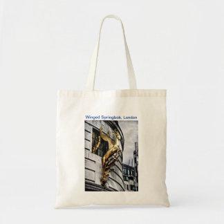 London's Winged Springbok Bag