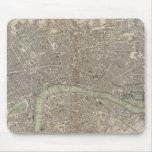 Londres 1843 alfombrillas de ratones