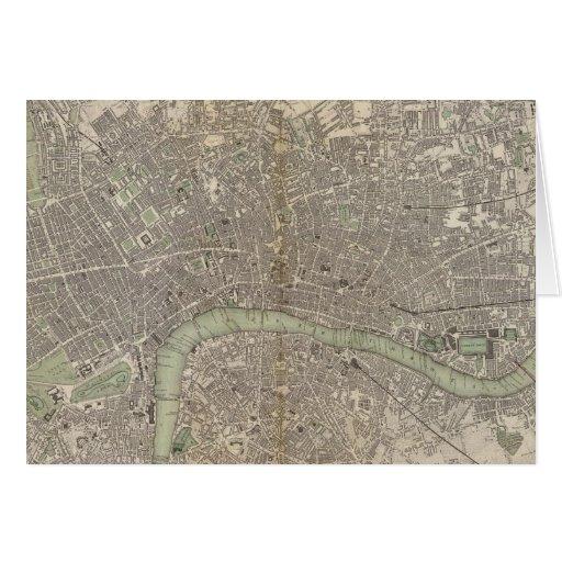 Londres 1843 felicitaciones