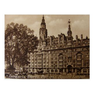 Londres 1937 postal